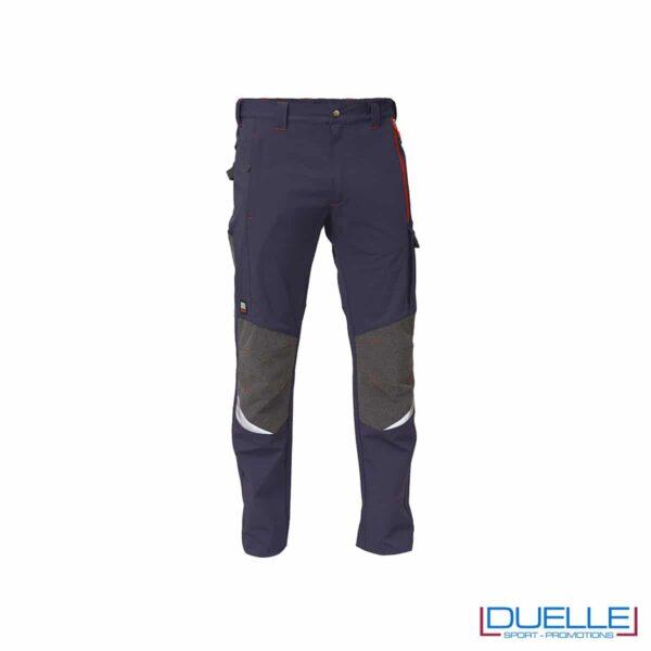 Pantalone Finder Siggi colore blu personalizzato