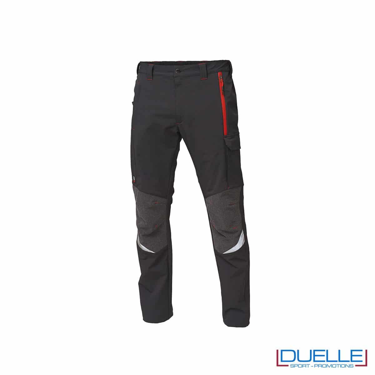 Pantalone Finder Siggi colore grigio personalizzato