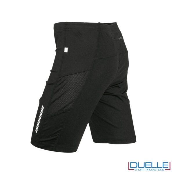 Pantaloncini corti sportivi con Lycra personalizzati