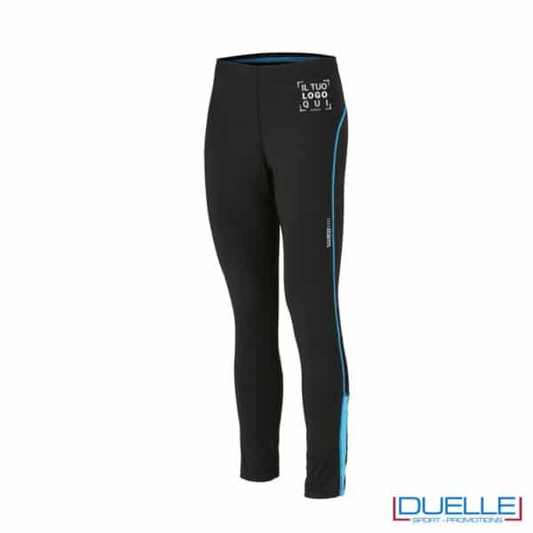 pantaloni lunghi personalizzati da corsa