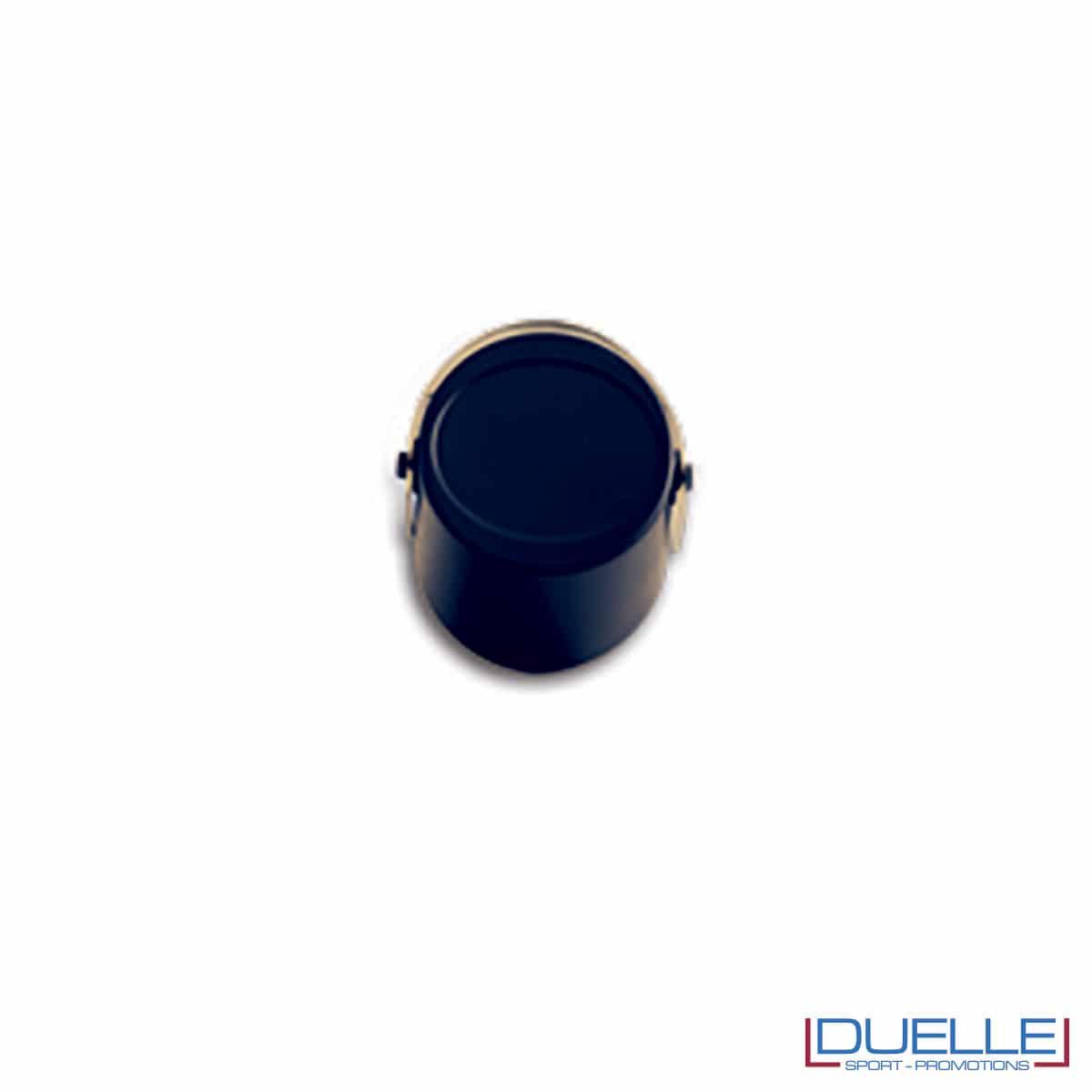 Tappi a pressione personalizzati colore blu