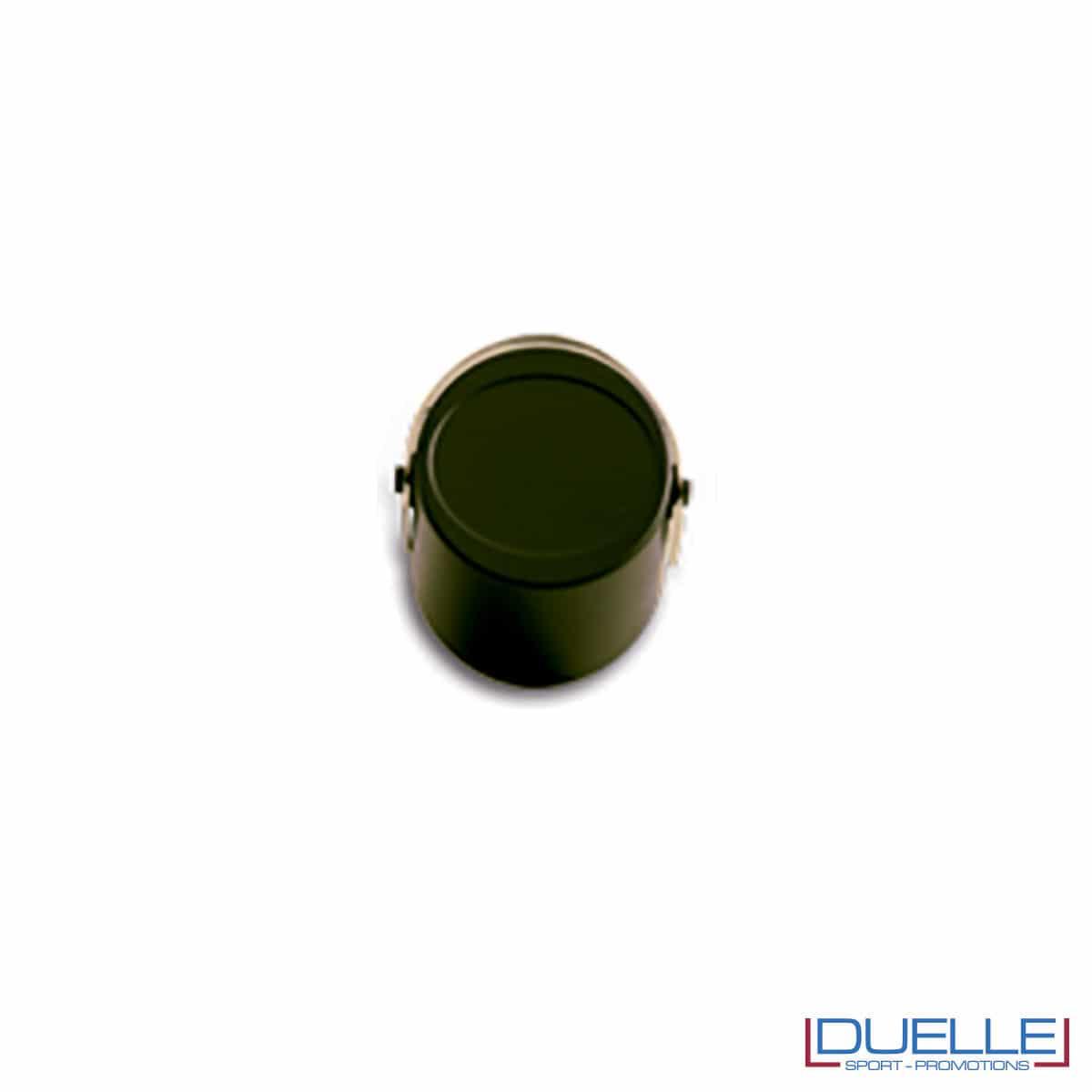 Tappi a pressione personalizzati colore verde scuro