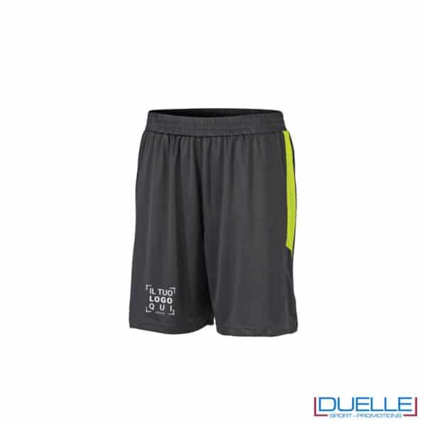 pantaloncini calcio personalizzati
