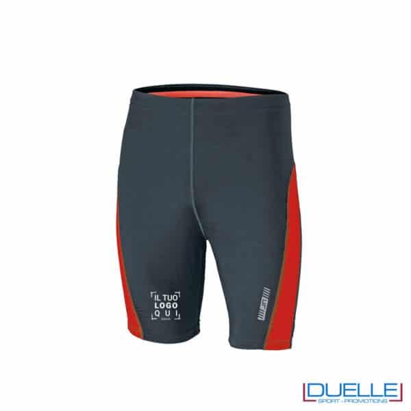 shorts aderenti per jogging personalizzati