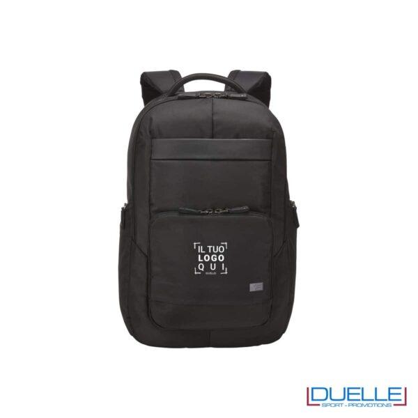 Zaino Case Logic per pc portatile personalizzato con il tuo logo