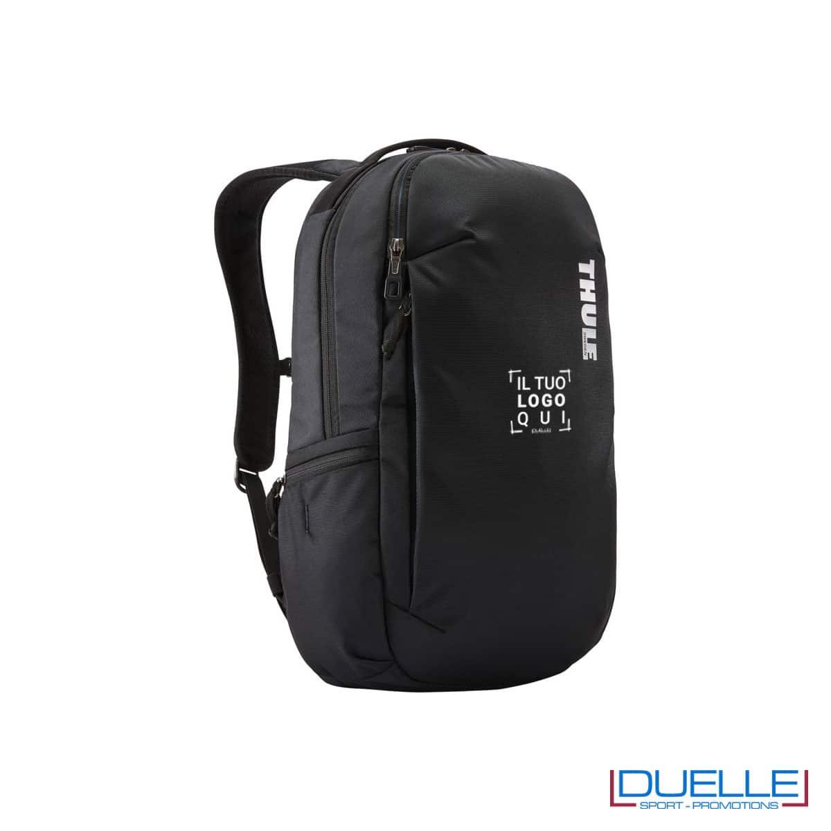 Zaino Thule porta laptop 15'' personalizzabile con stampa o ricamo