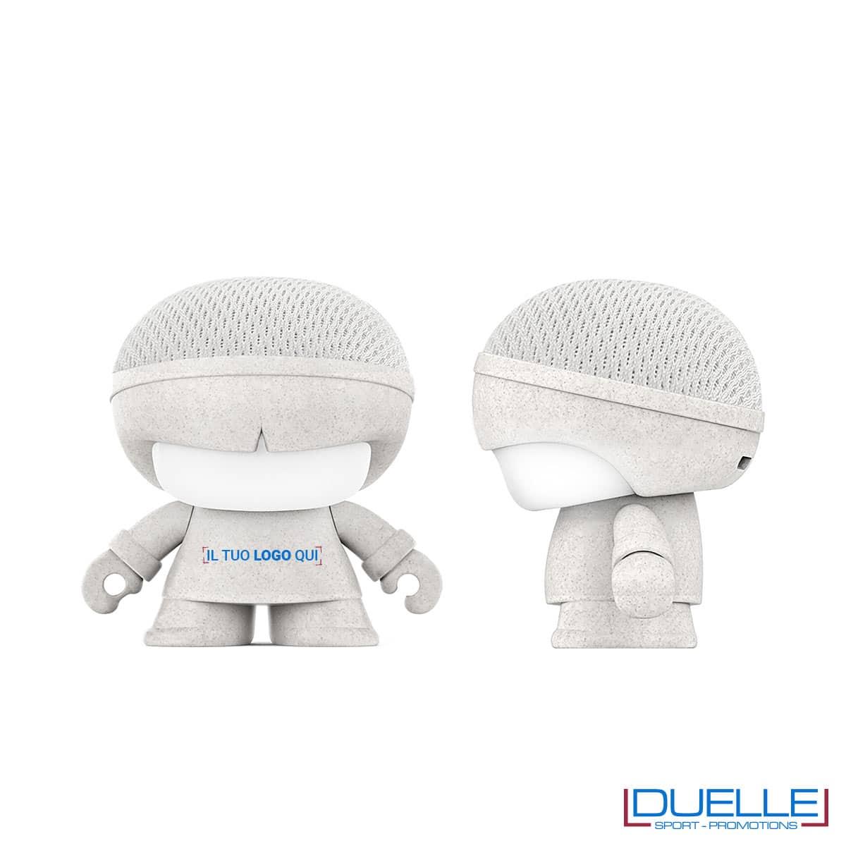 Speaker bluetooth ecologico in fibra di grano personalizzato