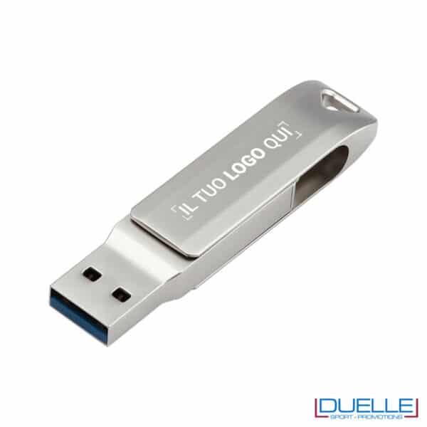 Chiavetta USB 3.1 personalizzata
