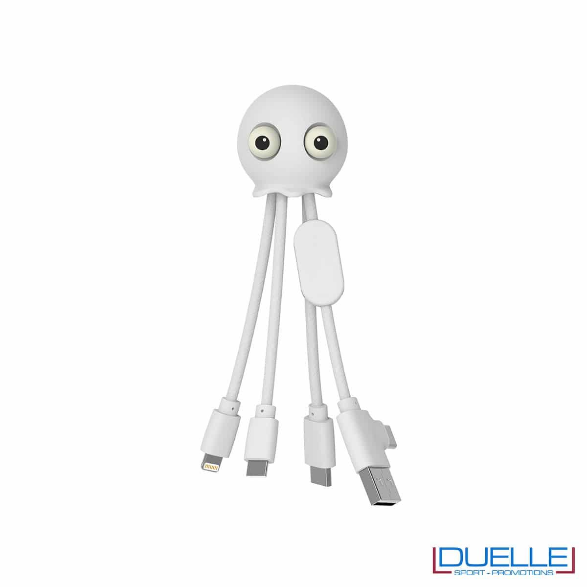 Cavo USB multiplo personalizzabile con stampa