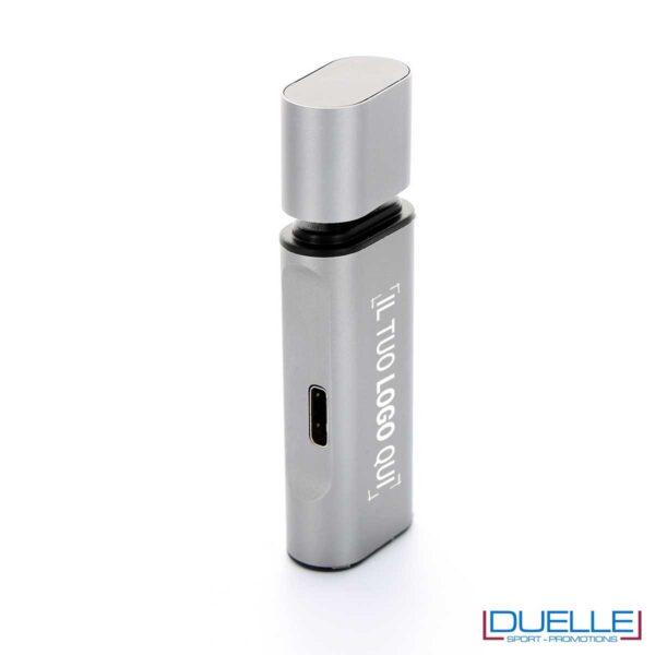 Hub USB mini personalizzato con logo
