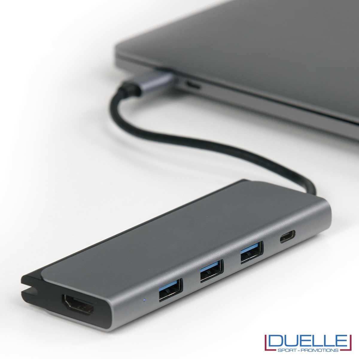 powerhub HDMI con logo