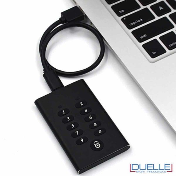 SSD per PC con passkey personalizzato