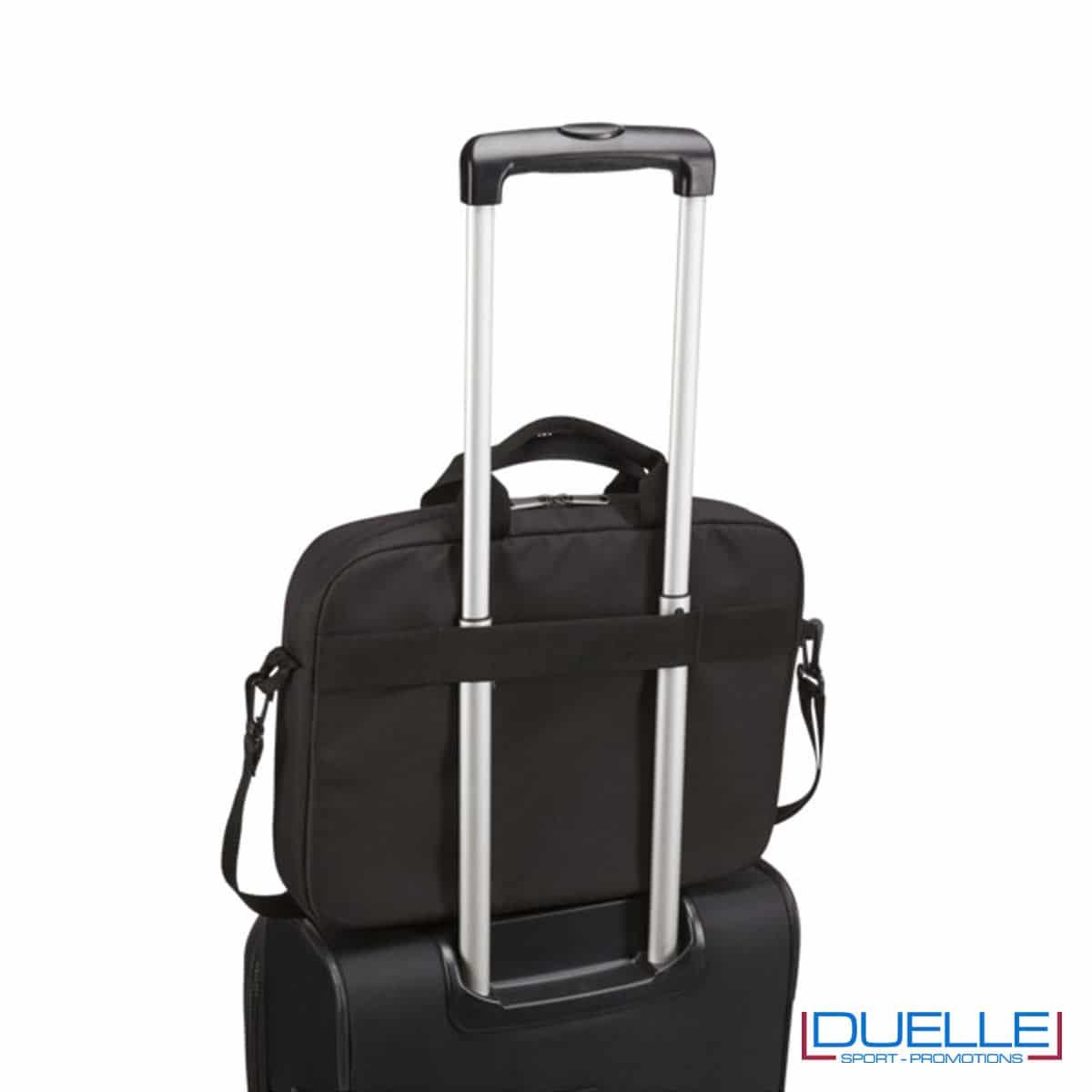 impugnatura per barra telescopica per trolley su borsa Case Logic