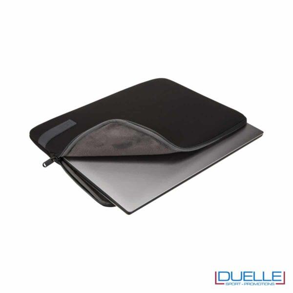 Custodia Case Logic porta laptop 15,6'' personalizzata con stampa