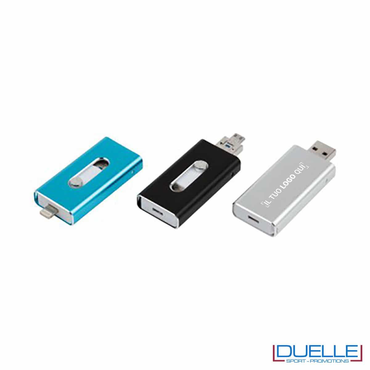 Chiavette multipla USB personalizzata