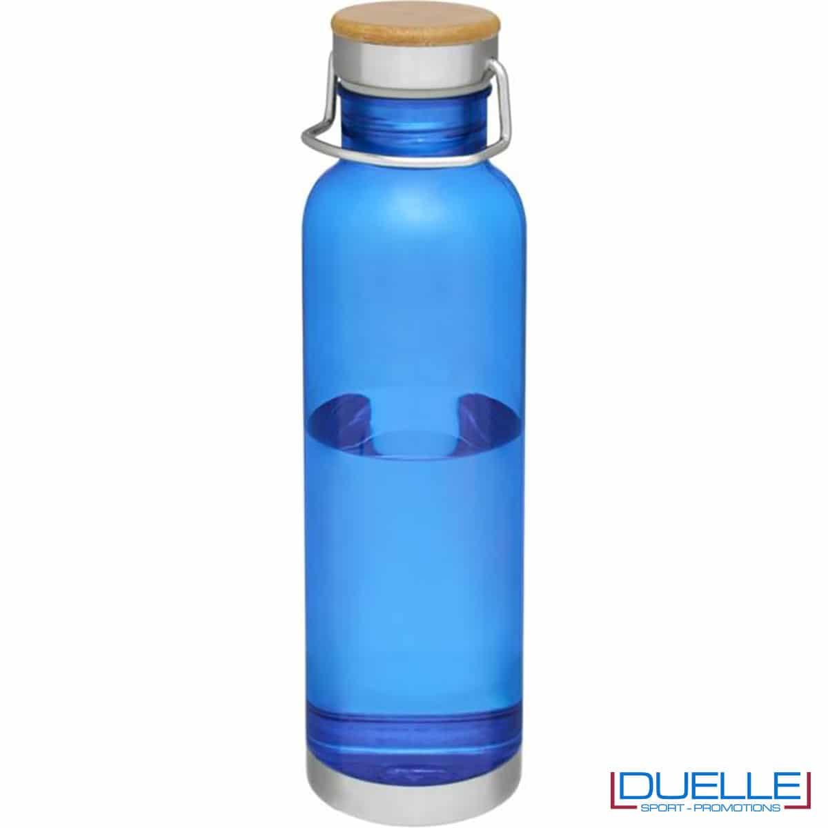 borraccia in tritan blu 800ml