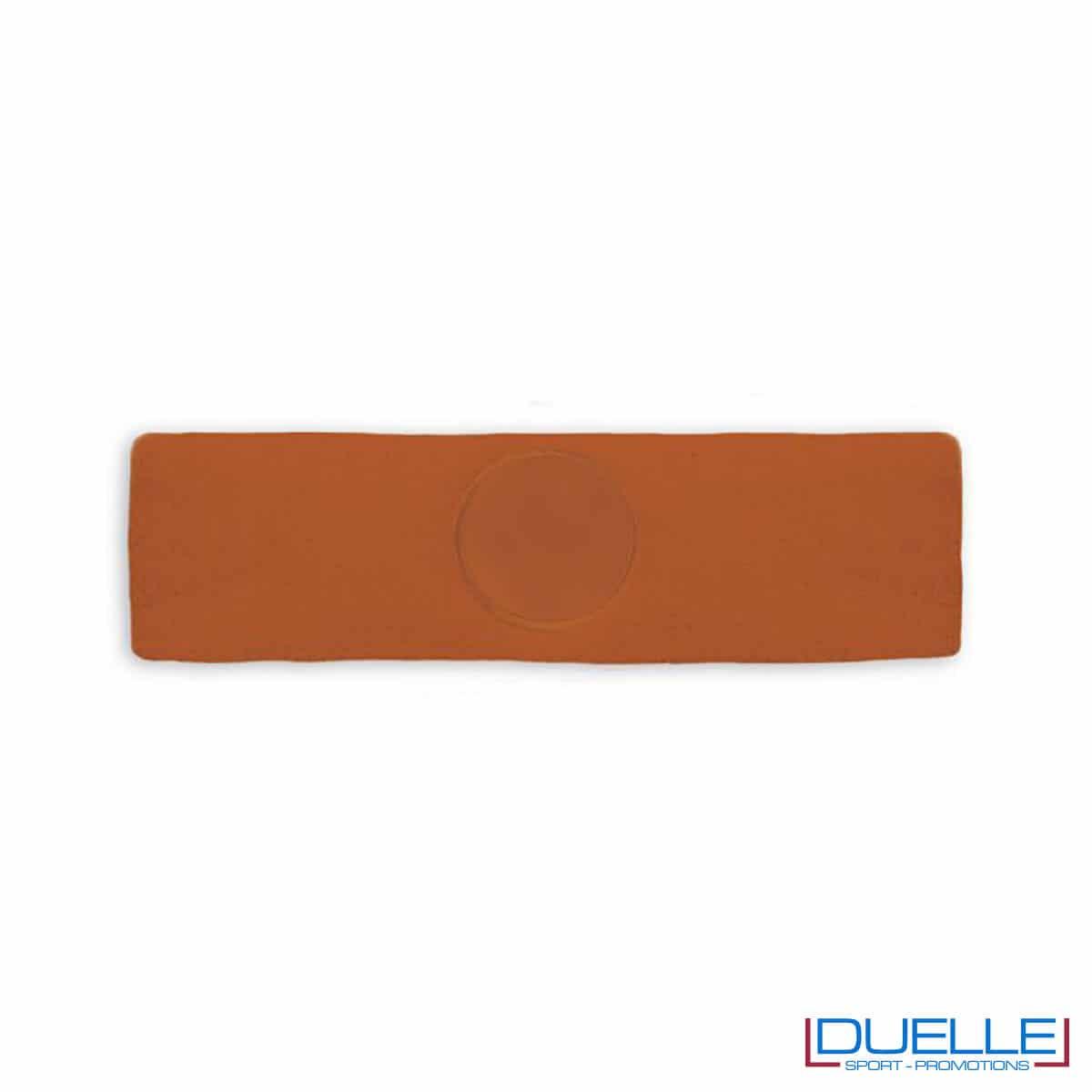 fascia tennis arancione