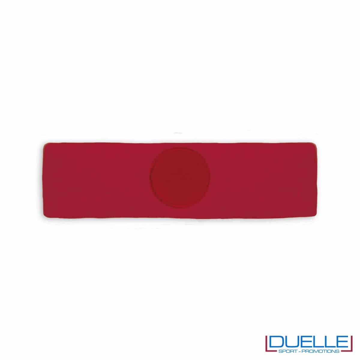 fascia tennis tergisudore rossa