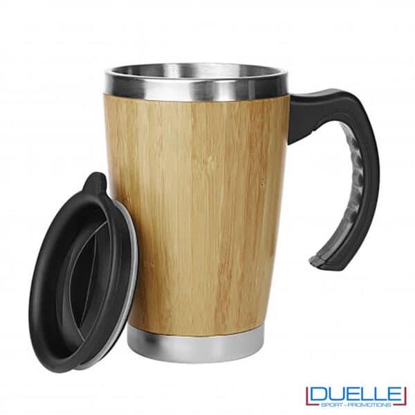 mug in bamboo da personalizzare