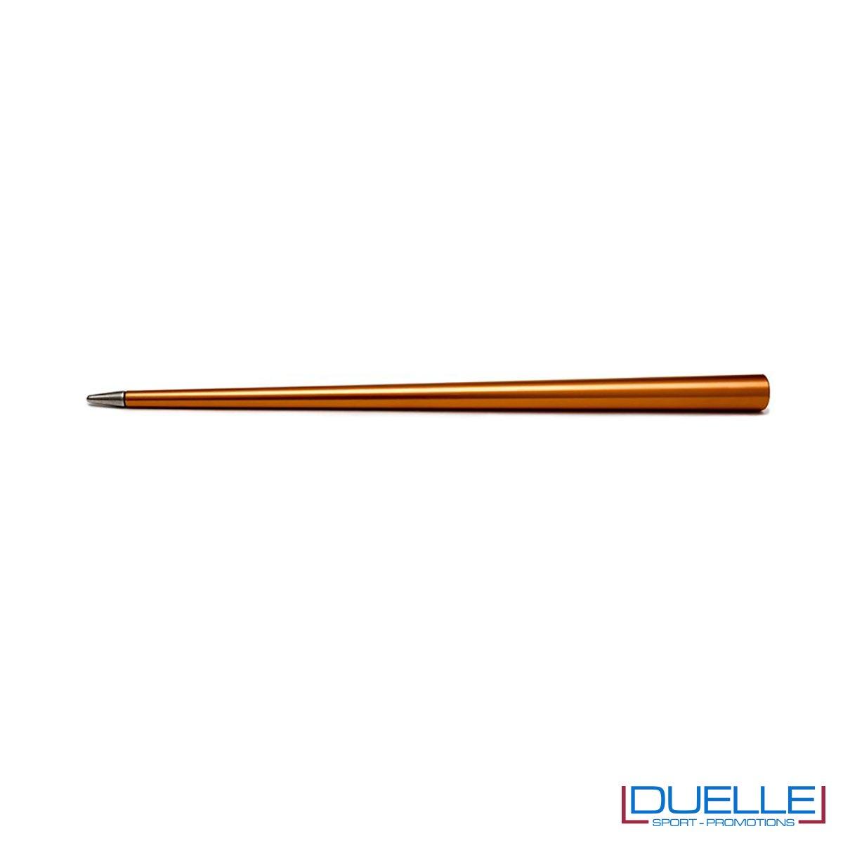 matita infinita personalizzata in colore ruggine, matita infinita 4ever promozionale in colore ruggine