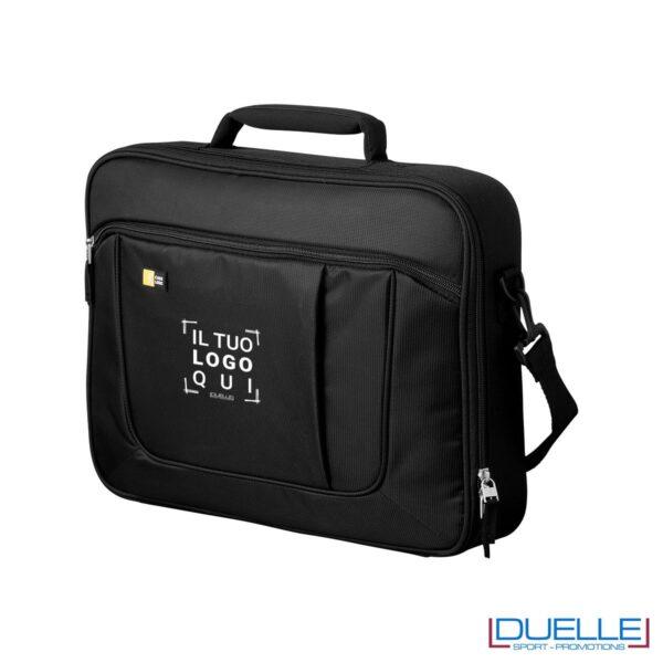 Borsa porta computer e tablet personalizzata, borsa convention promozionale personalizzata