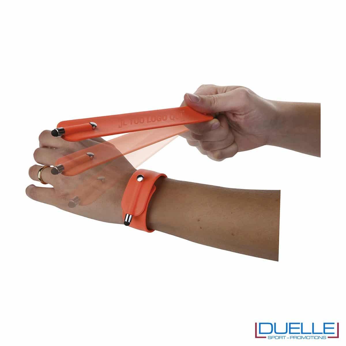 Braccialetto Touch Screen. Gadget Aziendali. Gadget Personalizzati