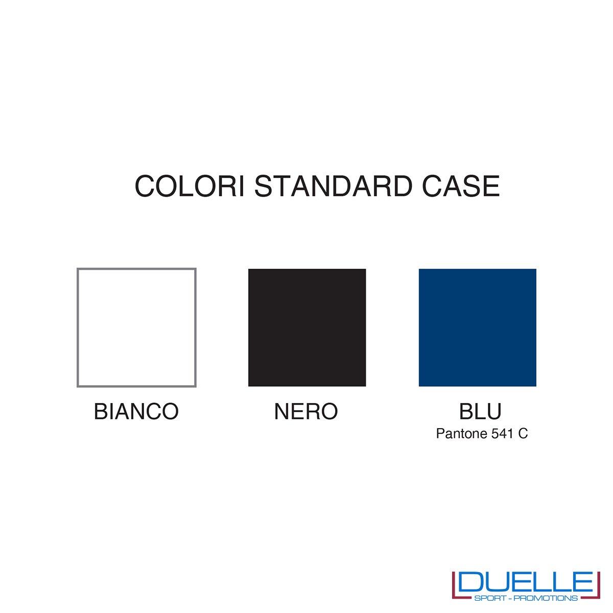 Colori standard case universal personalizzato