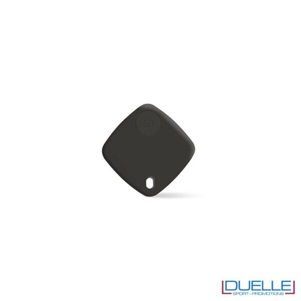 localizzatore bluetooth personalizzato per smartphone e tablet, colore nero
