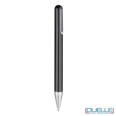 penna promozionale economica personalizzata in colore nero, penne promozionali personalizzate nere