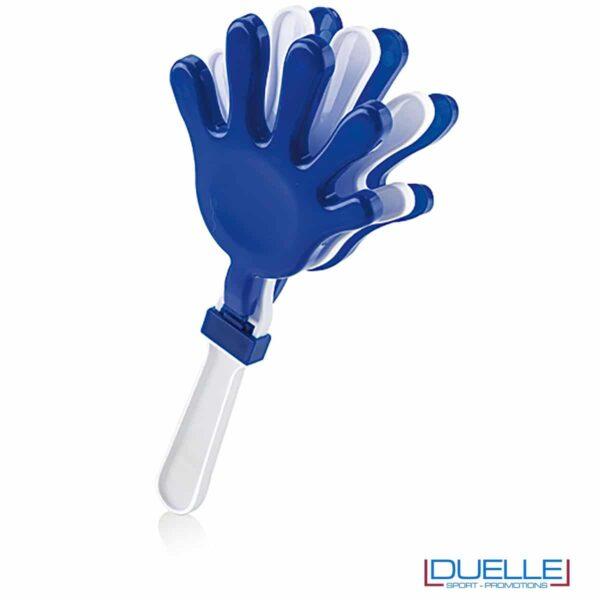 gadget tifoserie - manina per feste colore blu -gadget estate, gadget feste