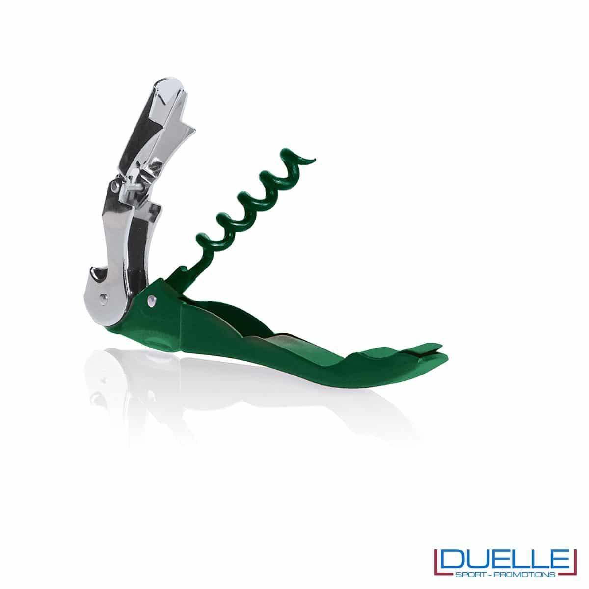 Cavatappi personalizzato professionale verde