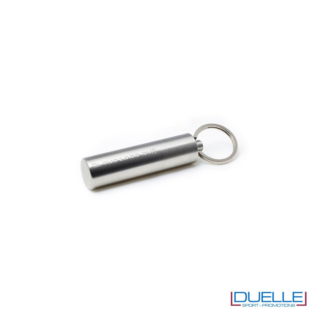Chiavetta USB 2.0 personalizzata cilindirica