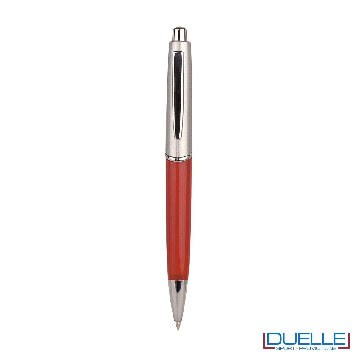 Penna in plastica personalizzata