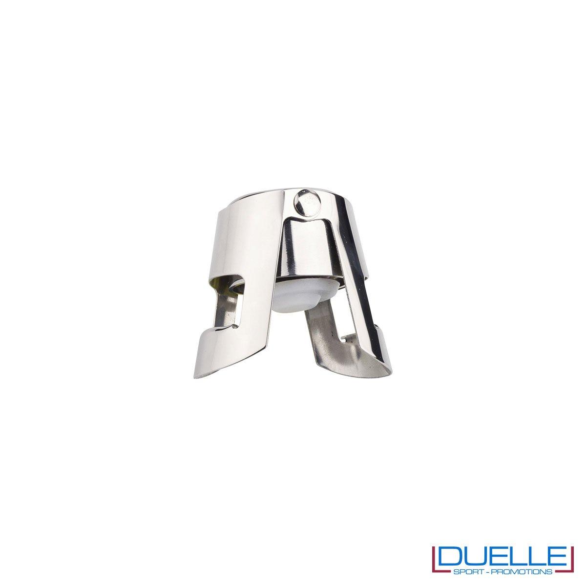 Tappo spumante personalizzabile in metallo