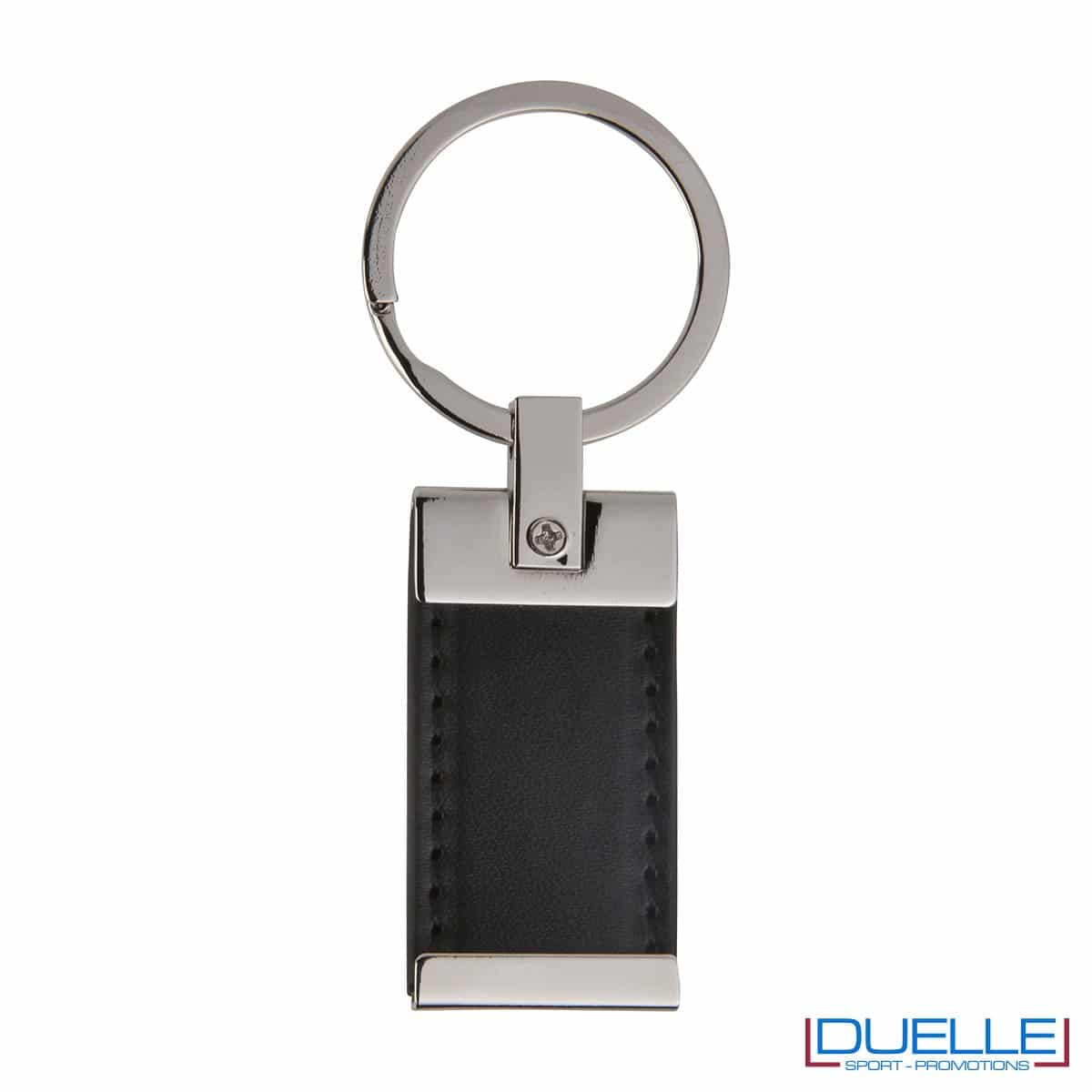 Portachiavi in metallo personalizzato con incisione laser