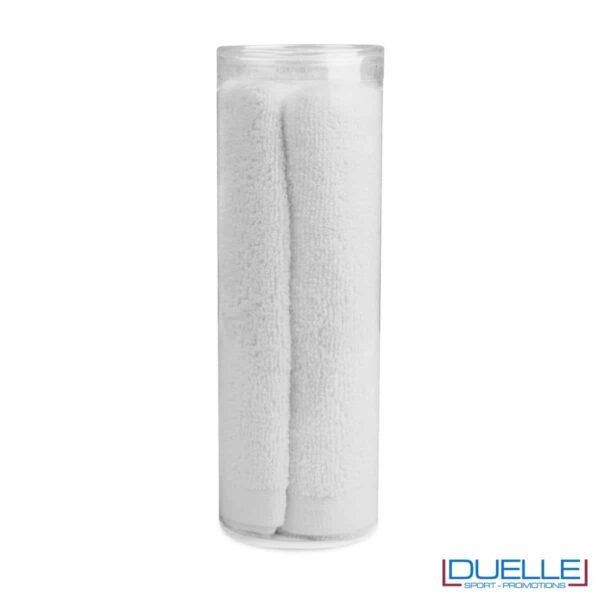 asciugamano personalizzato da palestra e centro fitness da personalizzare con Asciugamano sport personalizzato con stampa a colori o ricamo