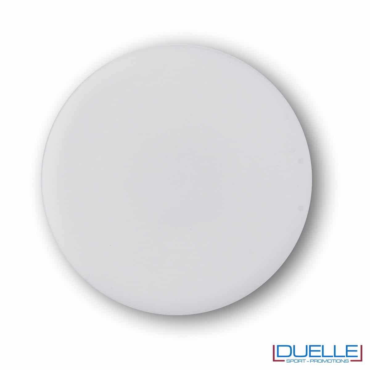 Avvolgicavo personalizzato colore bianco