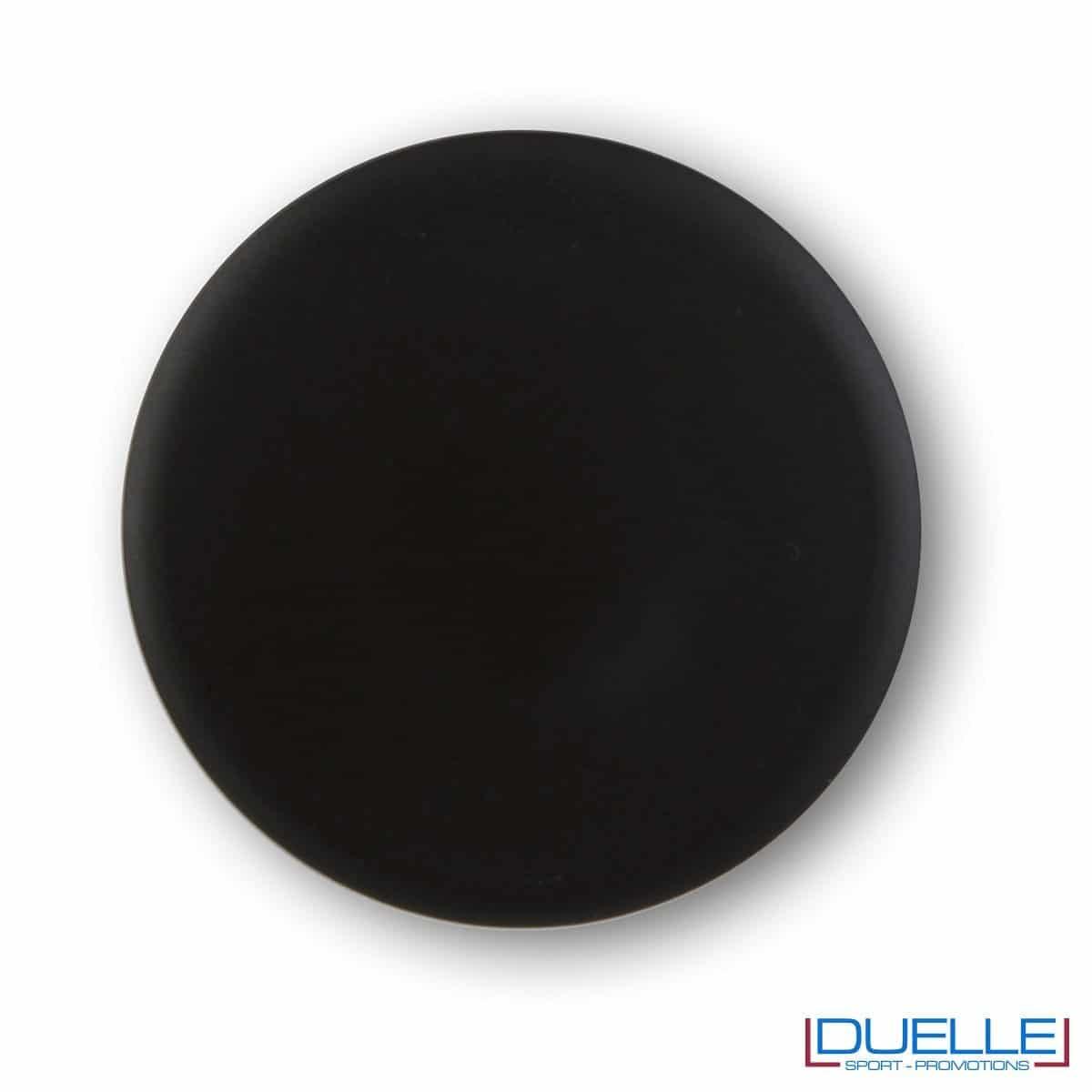 Avvolgicavo personalizzato colore nero