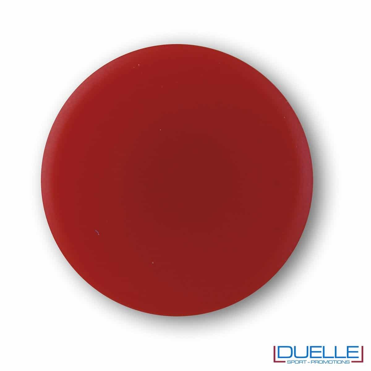 Avvolgicavo personalizzato colore rosso