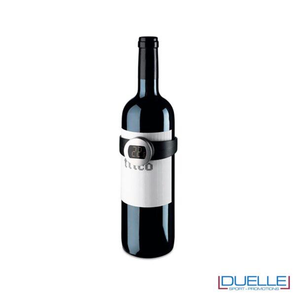 Termometro digitale personalizzato per vino