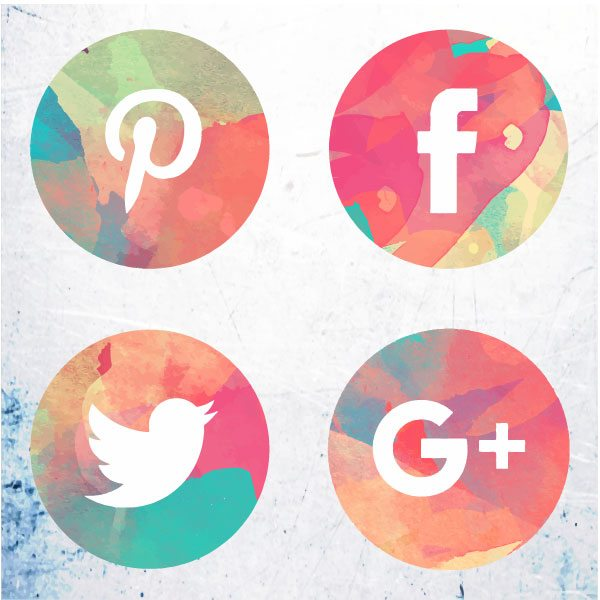 Loghi Social network Duelle