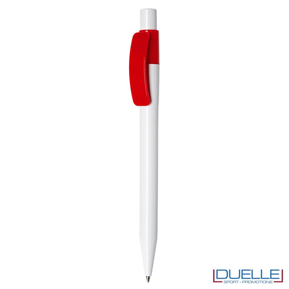 Penna Made in Italy personalizzata Rosso, gadget aziendali, penne personalizzate, gadget personalizzati, articoli promozionali