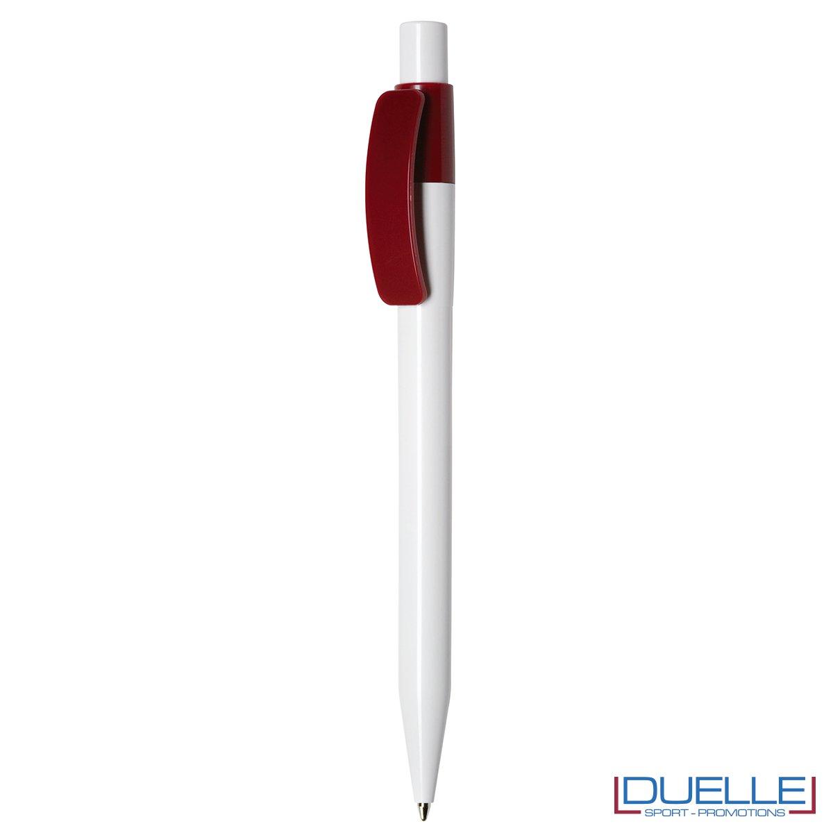 Penna Made in Italy personalizzata Bordeaux, gadget aziendali, penne personalizzate, gadget personalizzati, articoli promozionali