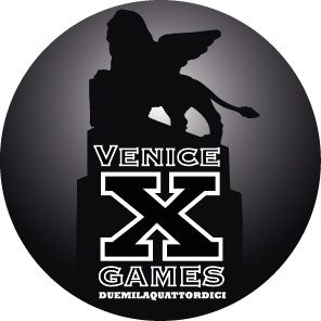 logo venice x games, crossfit, palestra
