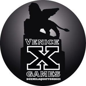 logo venice x games, crossfit, palestra